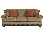 Ashley Sofa and Loveseat Sale Price: $999.00 + delivery