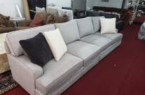 Bernhardt Long Sofa Sectional Sale Price: $999.00 + delivery