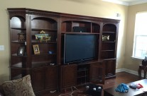 Hooker Entertainment Center $999.00 + delivery